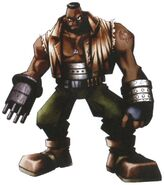 Barret Early Art 3