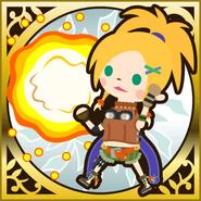 FFAB Firestorm - Rikku Legend SR