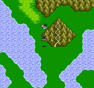 FFIII NES Dragon's Peak WM