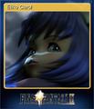 FFIX Steam Card Eiko Carol