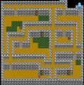 FF II NES - Mysidian Cave First Floor