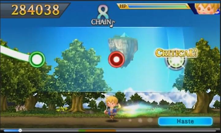 Theatrhythm Final Fantasy Curtain Call abilities