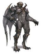 Vampyr FFXI Art