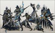 XIV Gordias Armor