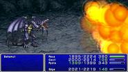 FF4PSP Enemy Ability Megaflare