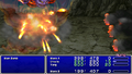FF4PSP TAY Enemy Ability Massive Explosion