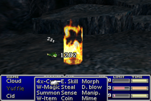Fire2 (Final Fantasy VII)