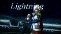 FFXIII-2 Lightning Introduction Snow DLC