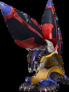 FFXIII enemy Frag Leech