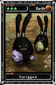 Guardian Cross Spriggan Card