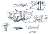 Midgar Plate Details FFVII Sketch