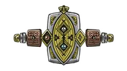 Supreme Bracer artwork for Final Fantasy VII Remake