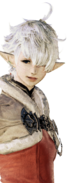 Alisaie Full Trust Portrait from Final Fantasy XIV