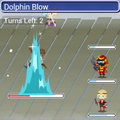 Dolphin Blow In-Battle Brigade