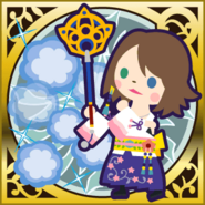 FFAB Blizzard - Yuna Legend SR+