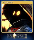 FFIX Steam Card Vivi Ornitier