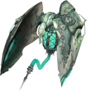 FFXIII enemy Vespid