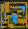 FF II NES - Mysidian Cave Fifth Floor