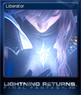 LRFFXIII Steam Card Liberator