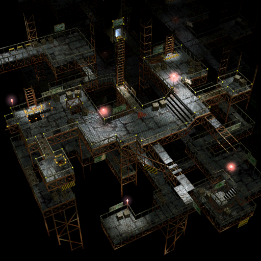 Sector 4 Plate (Final Fantasy VII field)