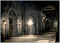Alexandria-Castle-Hallway