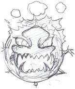 Bomb (sketch) FFII