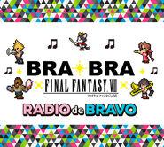 BRA★BRA Final Fantasy VII Radio de Bravo