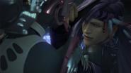 Caius grabs Shiva
