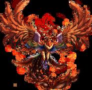 FFBE Phoenix Artwork