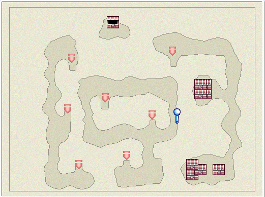 FFIVDS Sylph Cave B2 Map.png