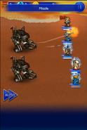 FFRK Missile