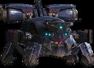 FFVIIR Autopanzer