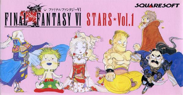Final Fantasy VI Stars Vol.1