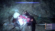 Final Fantasy XV Drain Blade