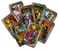 Various Guildleves.