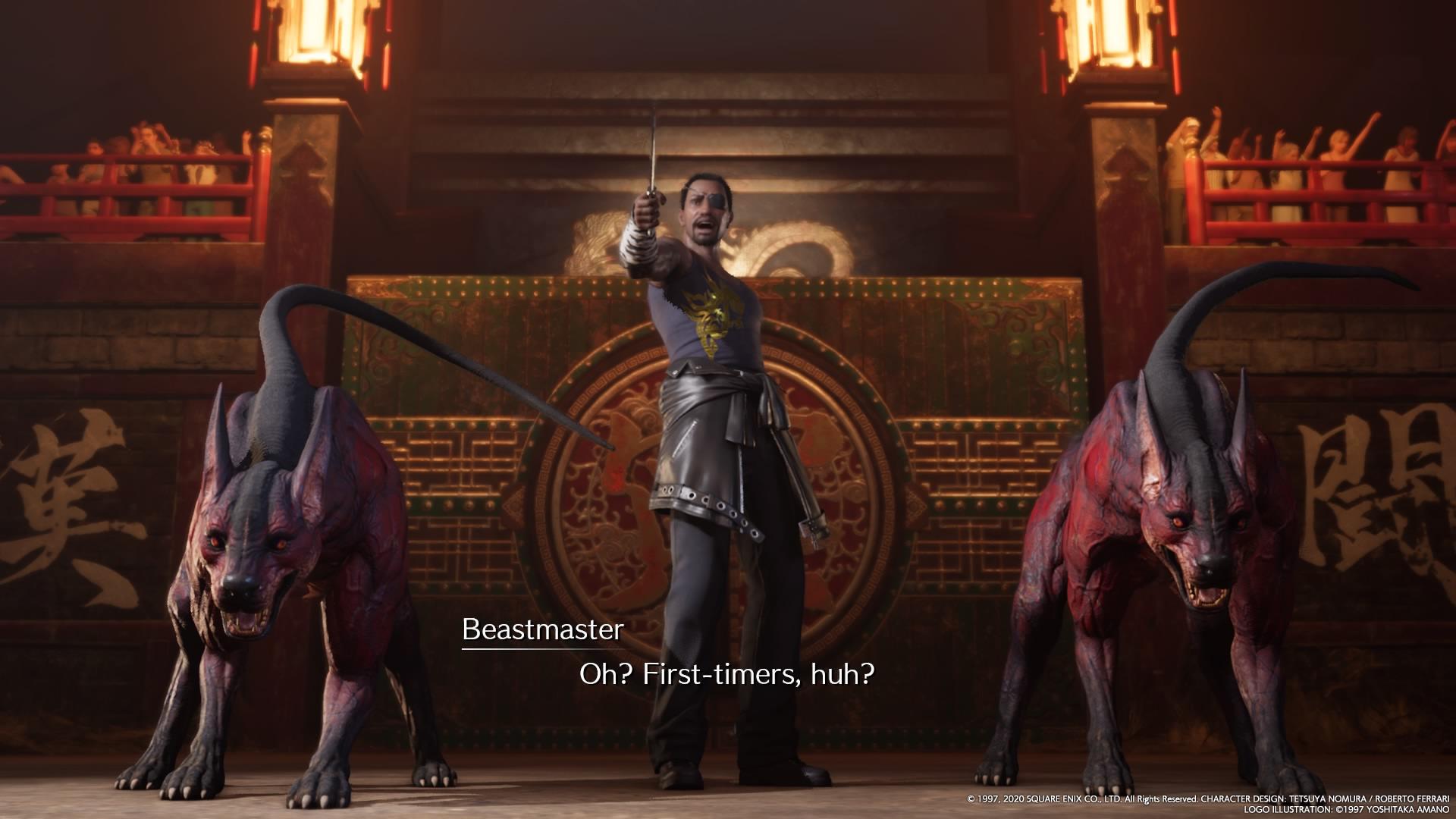Beastmaster (VII Remake)