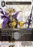 The Emperor 1-185H from FFTCG Opus