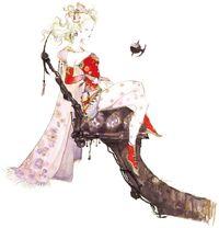 The Logo of Final Fantasy VI.