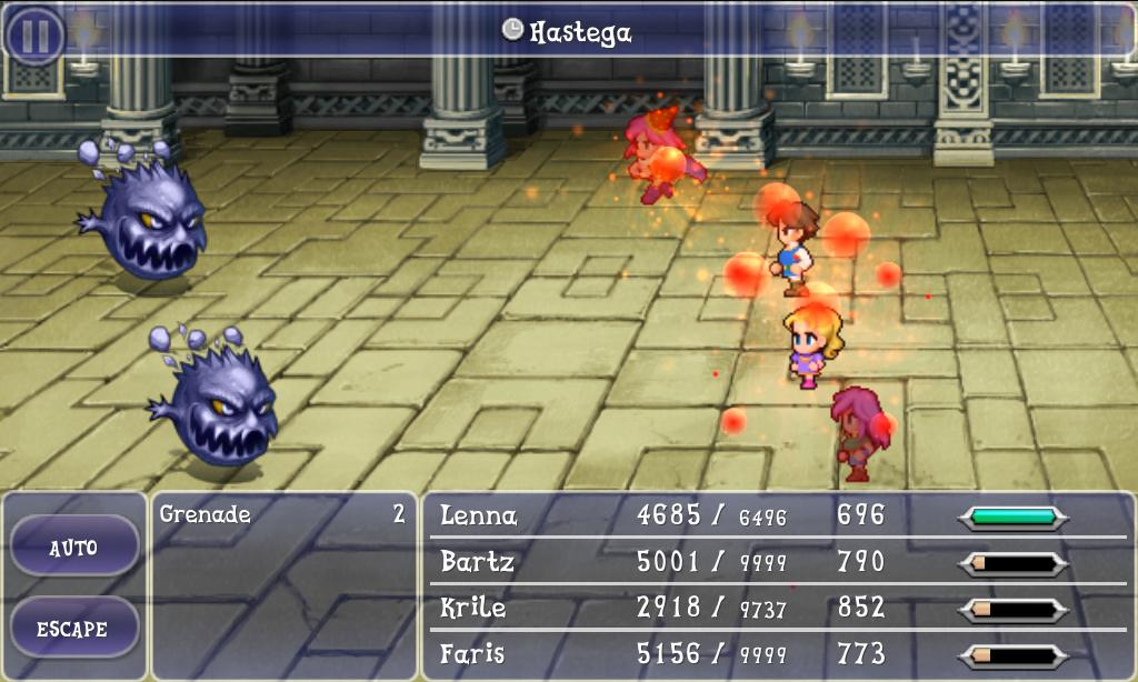 Andantega (Final Fantasy V)