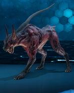 Bloodhound from FFVII Remake