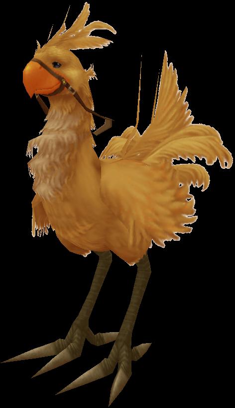 Chocobo (Final Fantasy X-2 enemy)
