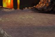 FFIViOS Sealed Cave Battle Background