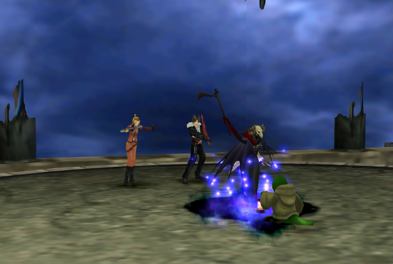 Death (Final Fantasy VIII)