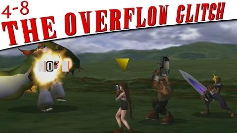 Damage overflow glitch in Final Fantasy VII
