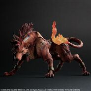 FF 7 AC Red XIII Play Arts Kai