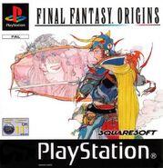 FF Origins PAL Arte