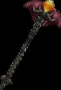 High Mage Staff from FFIX weapon render