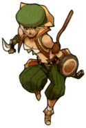 Thief FFXI Ikeda Icon