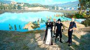 Фотосессия берег с Аранеей ФФ15