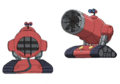 Dryer 2 palette concept for Final Fantasy Unlimited